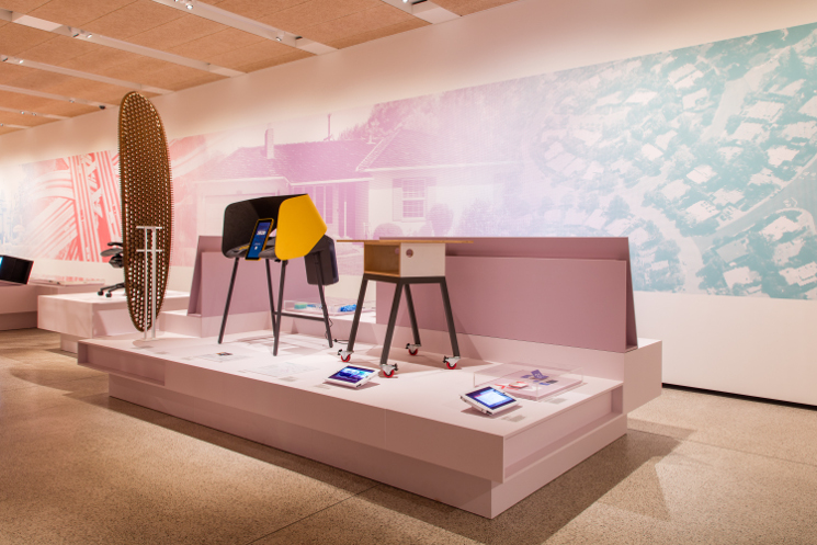 surfboard california exhibition
