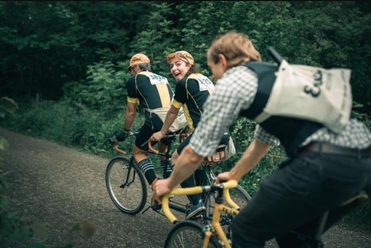 eroica britannia bike ride