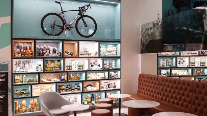 Five of the Best Cycle Cafes in Europe
