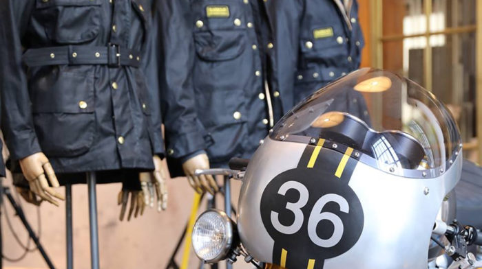 London Fashion Week Men's: Barbour International SS18