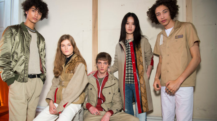 London Fashion Week Men's: Belstaff SS18