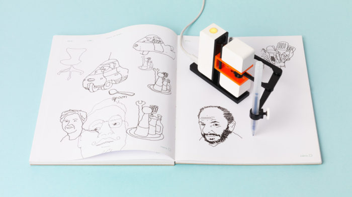 Line-us: The Robotic Illustrator