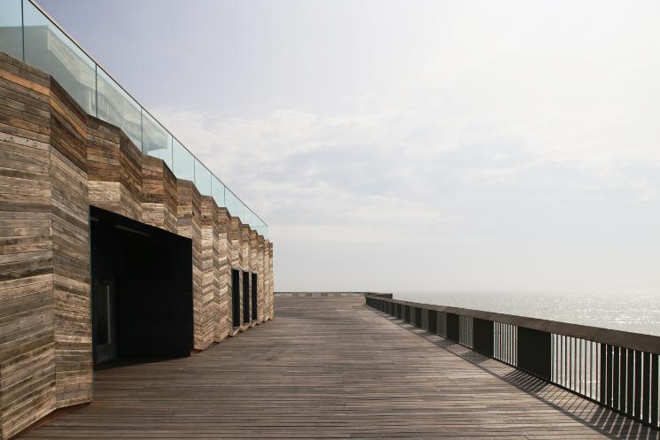 hastings pier riba shortlist