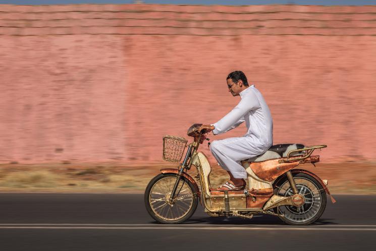 Mahjouba I motion (Photo Alessio Mei)