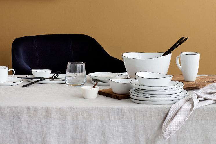 broste copenhagen dinner table setting
