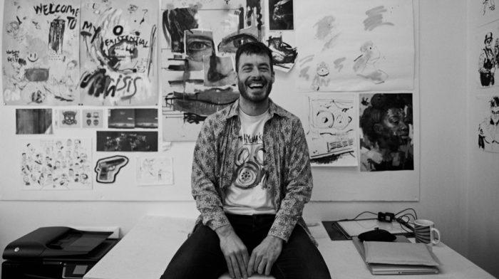 Meet Ben Tallon, the Illustrator with a Difference
