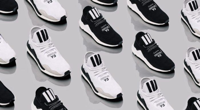 A Closer Look at the adidas Y-3 Kusari & Saikou Sneakers