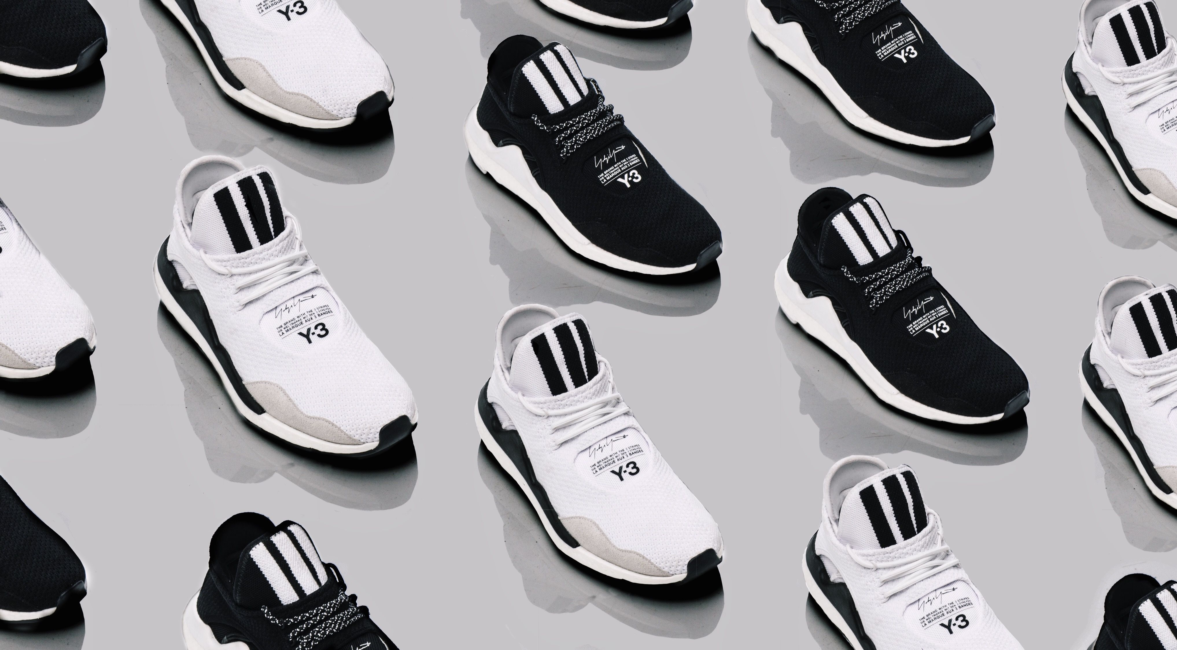 e1857a0a0c5 A Closer Look at the adidas Y-3 Kusari & Saikou Sneakers - Coggles