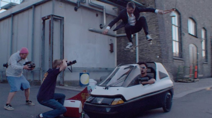 Copenhagen: An Alternative View of Europe's Skateboarding Capital