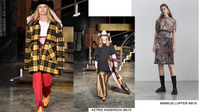 Trends from Copenhagen Fashion Week AW18