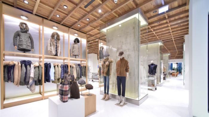 Inside Woolrich's Award-Winning Experiential Milan Store