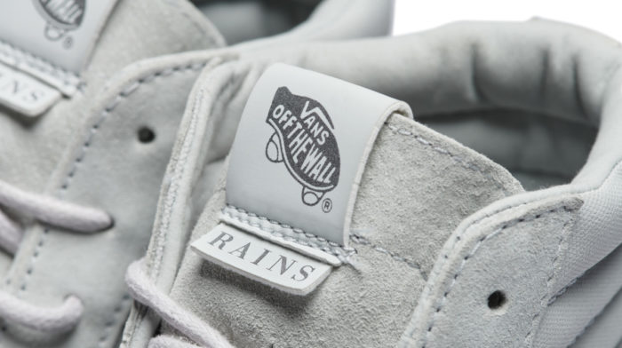 Vans Team up with RAINS for a Limited Edition Spring 2018 Collaboration