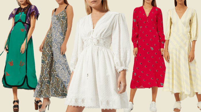 Top 5 Vacation Dresses to Pack Now
