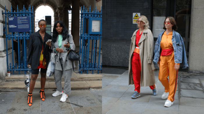 London Fashion Week Street Style: SS19