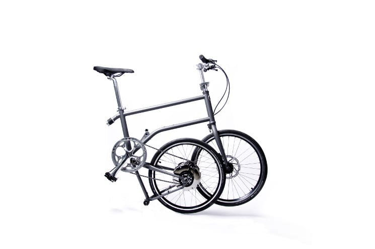 vello bike plus folded