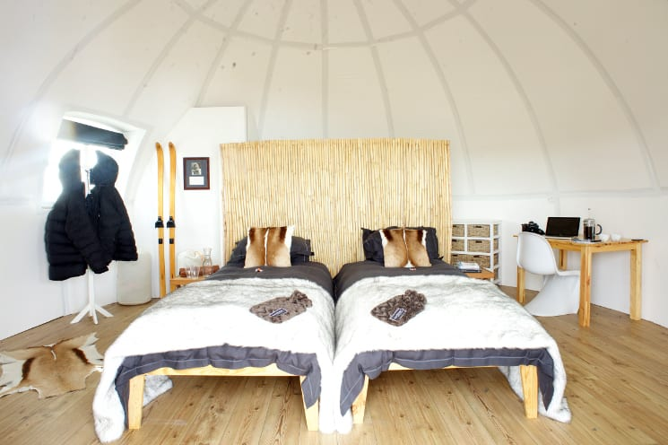 whichaway camp bedroom