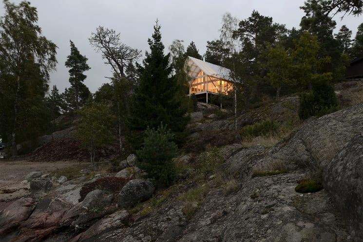 shockholm cabin