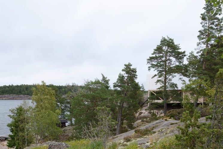 stockholm archieplago cabin