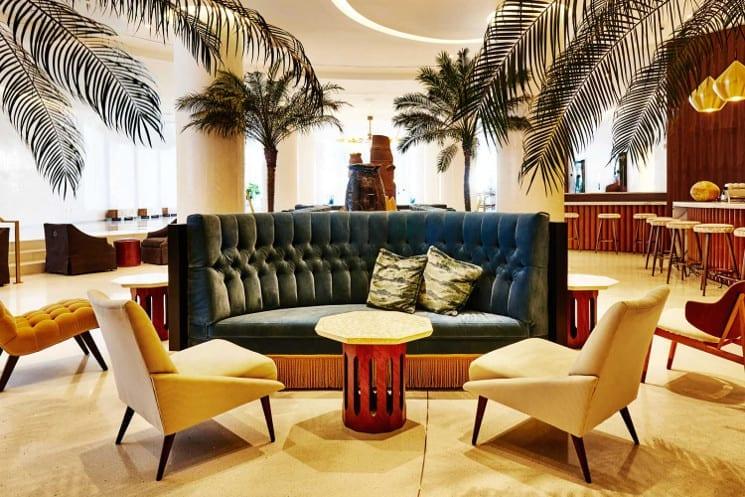 nautilus hotel lobby bar
