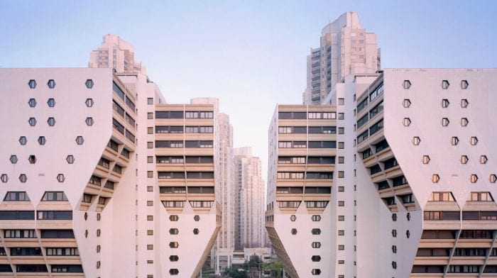Laurent Kronental's Parisian Housing Estates