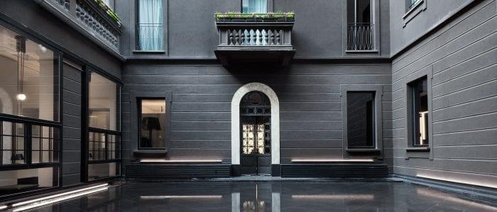 Senato Hotel, Milan