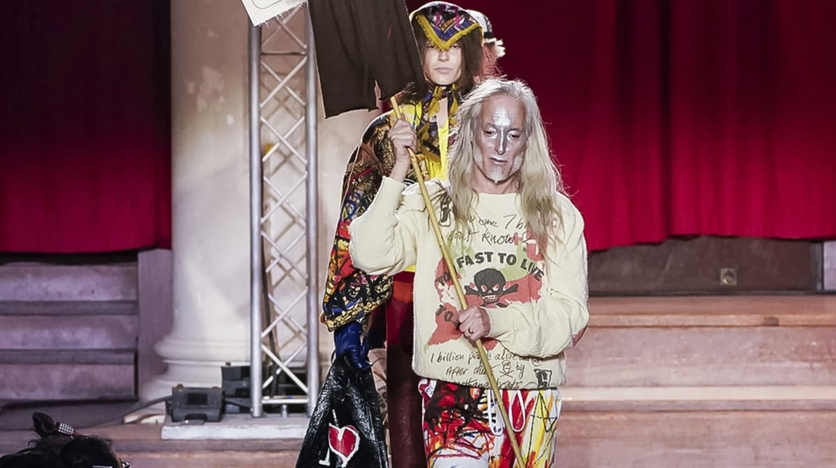 Vivienne Westwood AW19 show report