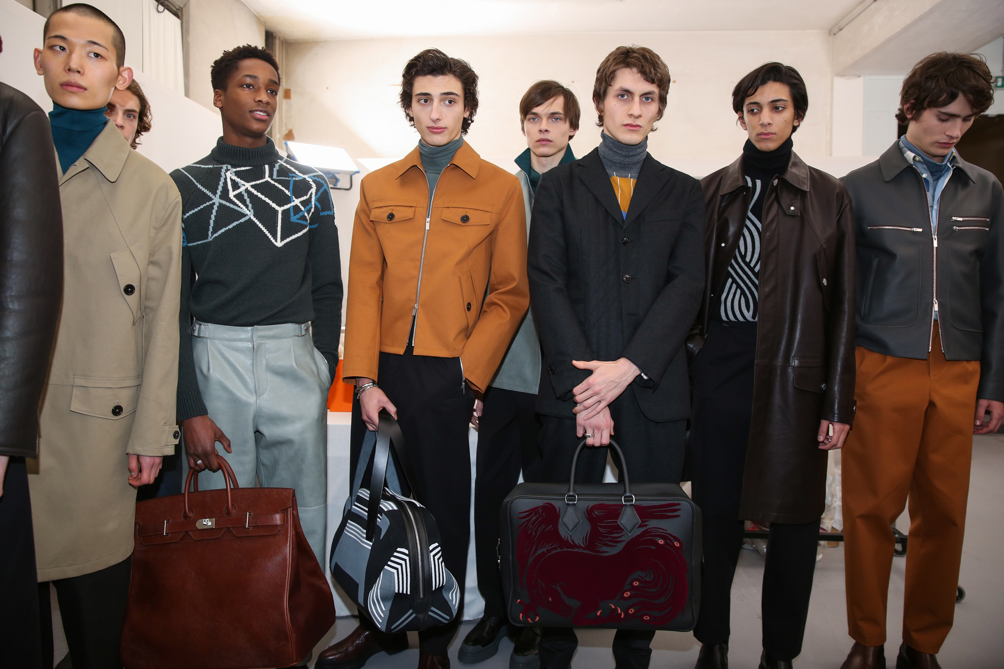 AW/19 Menswear Trend Report