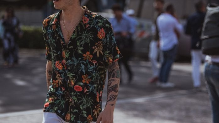 How to Nail the Printed Shirt