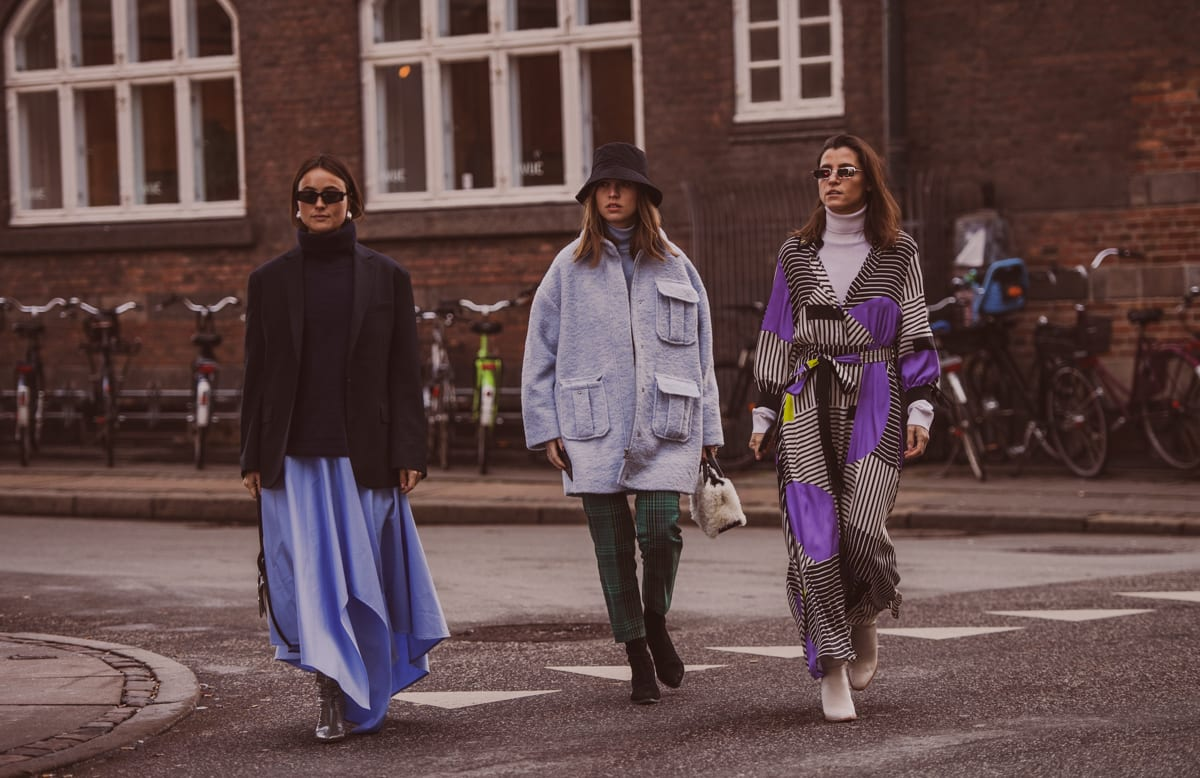 The Urban Spotter - Copenhagen Fashion Week FW18