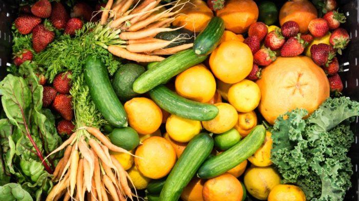 Potraviny vhodné zařadit do jídelníčku