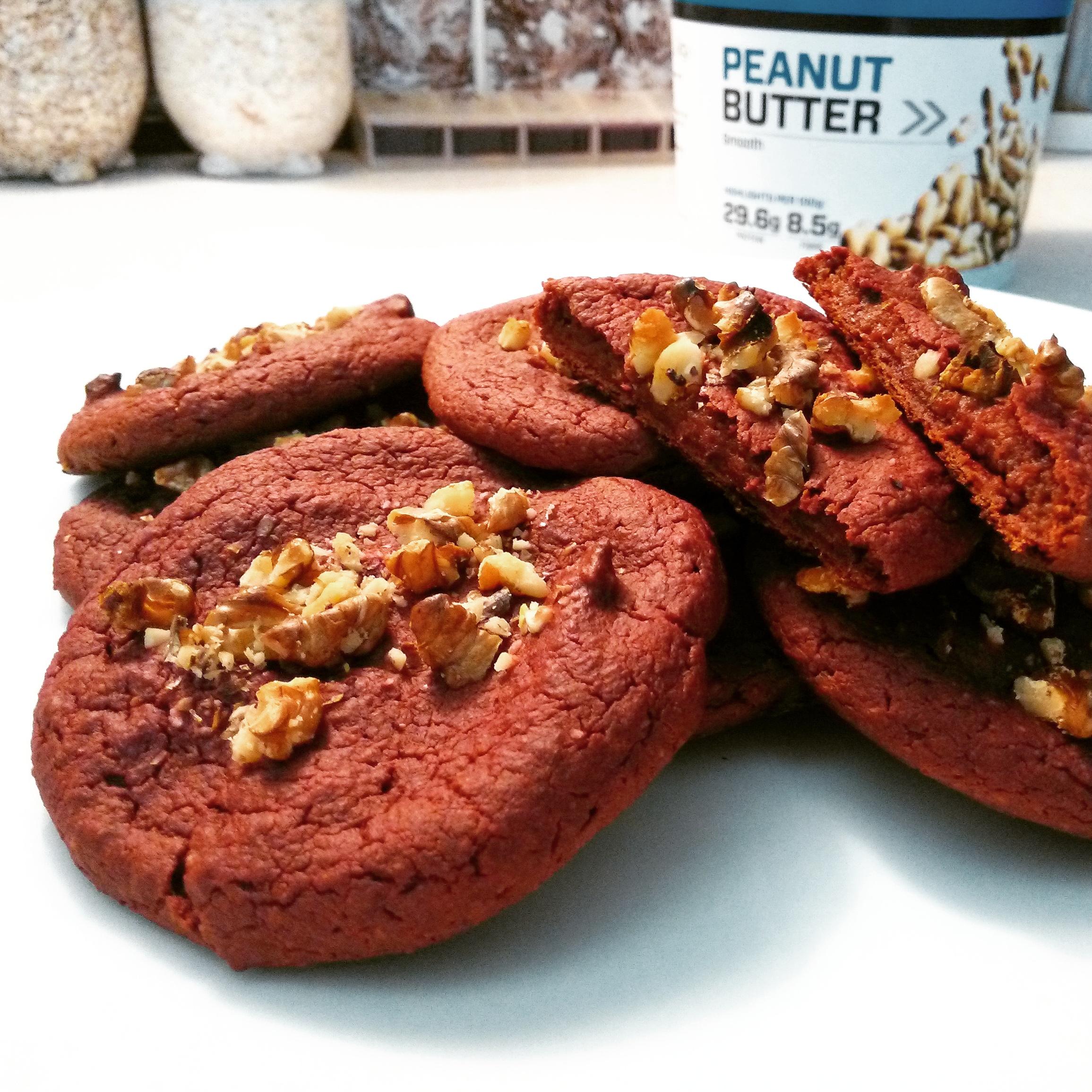 Zdravé cookies - recept | Myprotein.cz