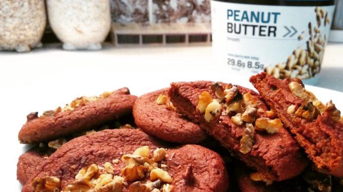 Cookies z červené řepy | Recept