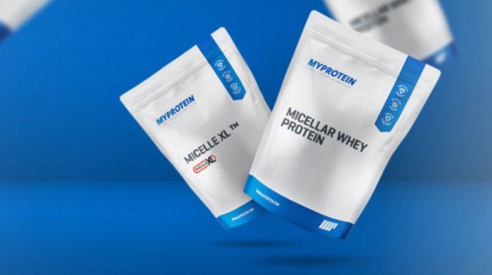 Co je micelární protein? | Infografika
