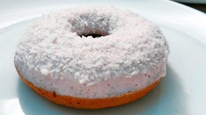 Jahodové donuty | Recept