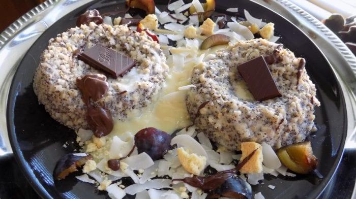 Recept: Makový proteinový mugcake