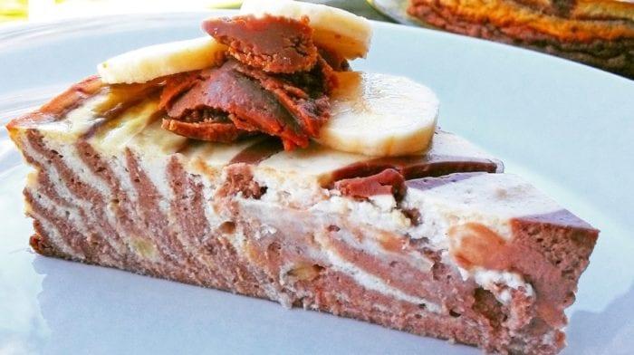 Recept: Zebra Cheesecake