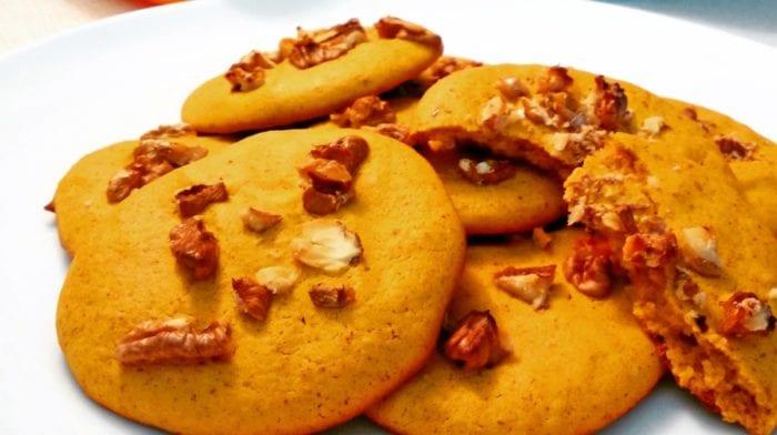 Recept: Dýňové cookies