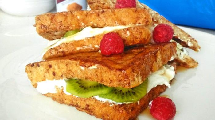 Recept: Fitness Francouzské toasty