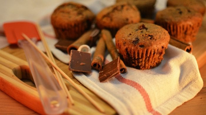 Recept: Cottage muffiny