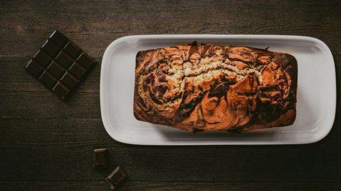 Recept: Banánovo-čokoládový tvarožník