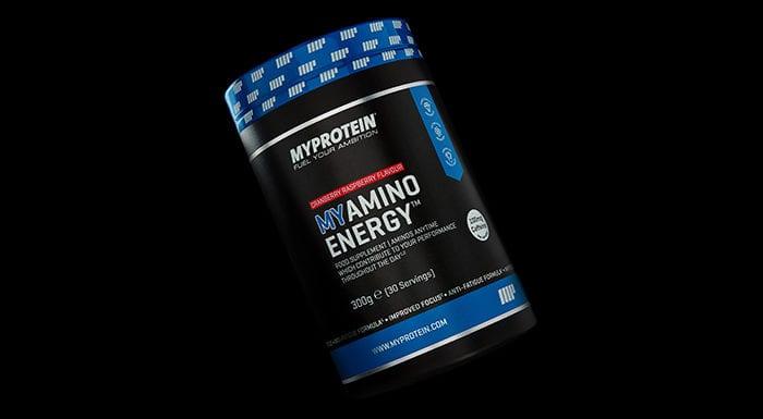 Suplementy pro Energii & Soustředěnost   Myamino Energy