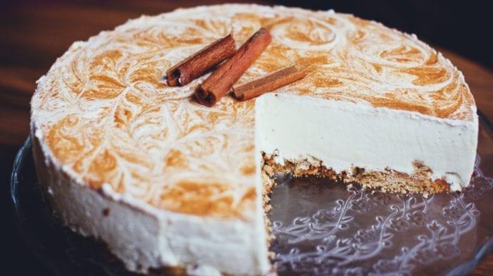 Recept: Nadýchaný tvarohový dort