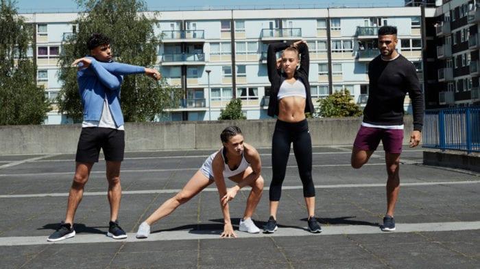 10minutový venkovní HIIT trénink pro každého