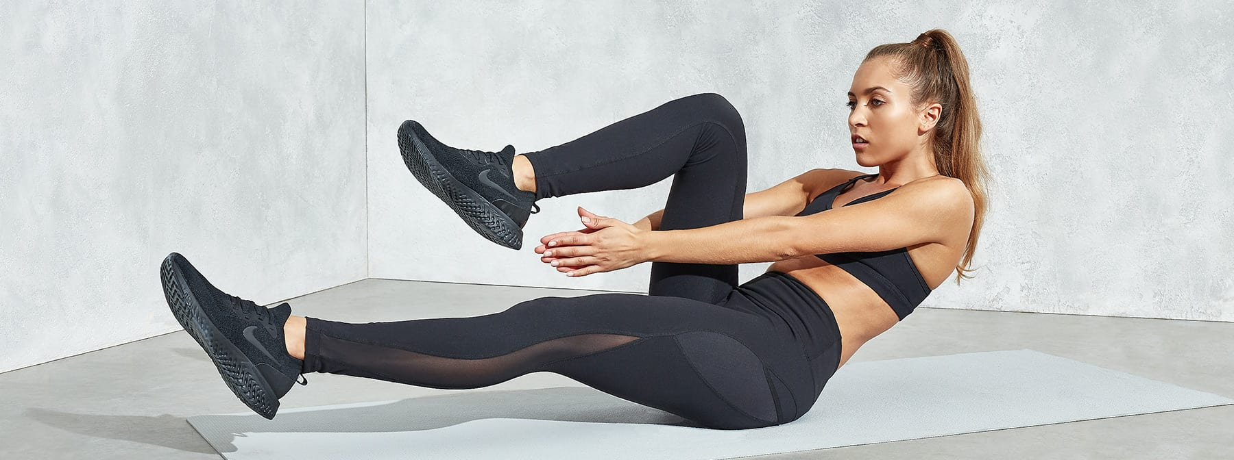 Příčný břišní sval | Cviky na posílení středu těla a břicha