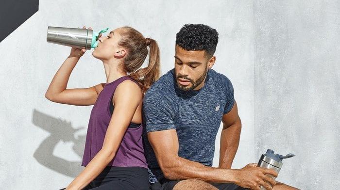 10 praktických potréninkových svačinek pro Vaše svaly