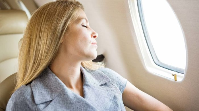 Jet Lag Skin Care Tips