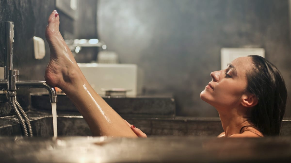 Bathing is going back to its traditional roots and here's why