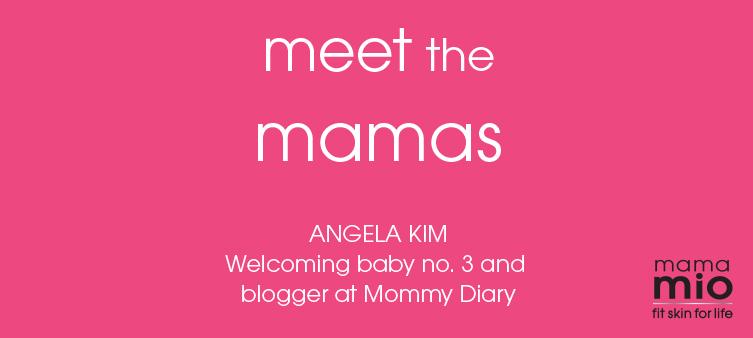 meet the mamas - Angela Kim
