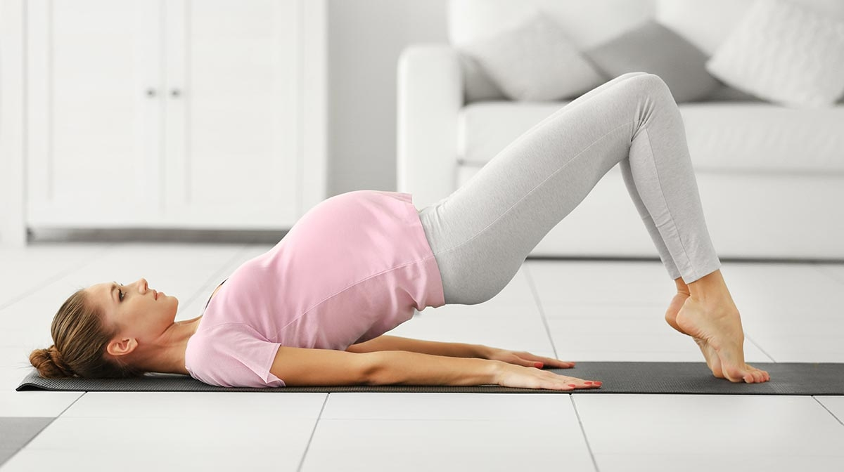 Top 5 Stretches For Your Pregnancy