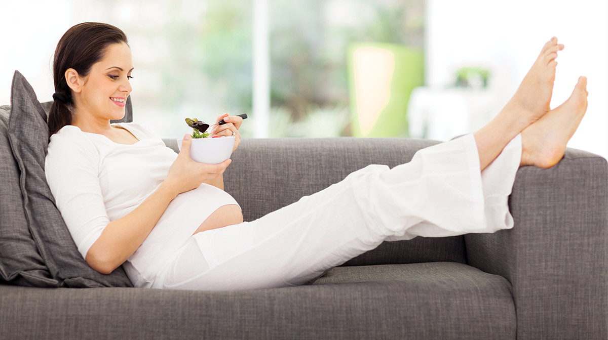 How To Relax Your Baby Bump And You